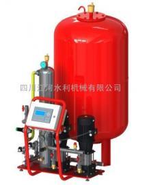 【江河环保】自动定压补水排气装置 落地式膨胀水罐选型销售