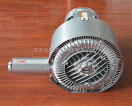 双叶轮旋涡风机-吸粮食漩涡高压风机