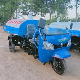 农村改厕时风三轮吸粪车 小型2立方抽粪车