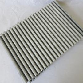 方形塑烧板滤芯烧结板滤芯