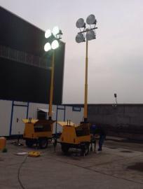 BT6000G 移动照明灯塔拖式移动升降照明车
