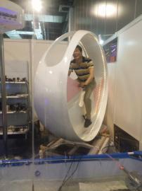 互动旋涡喷泉-嘉鹏独立研发-无外接电源旋涡喷泉水景-JP16