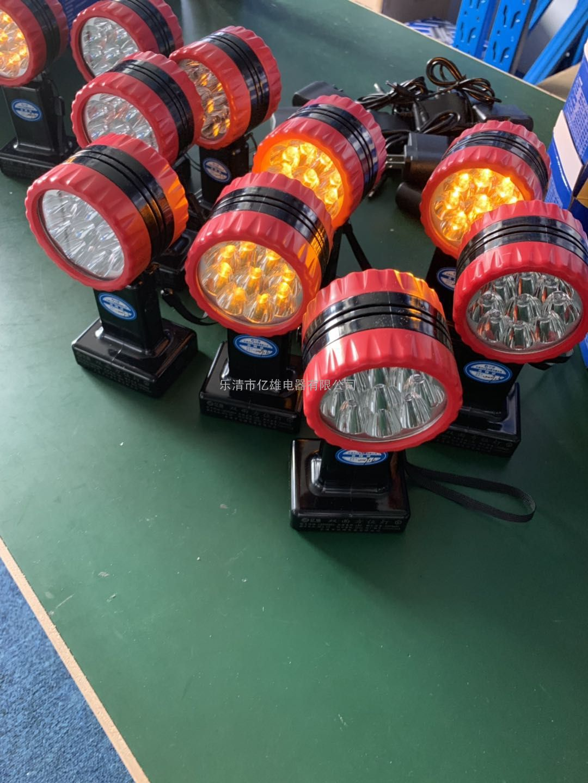 铁路防护信号灯 双红安全防护灯
