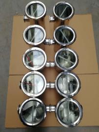 不锈钢空气阻断器,卫生级气体隔断器,卫生级防倒灌也漏