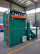 工业锅炉用布袋除尘设备脉冲喷吹布袋除尘器64袋脉冲除尘器一吨