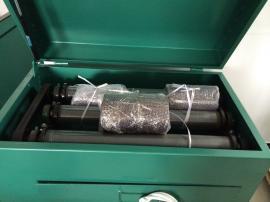 银锐XMB三辊四筒球棒磨两用机 选矿实验室用棒磨机/实验室棒磨机