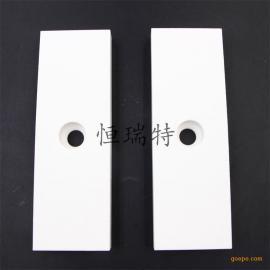 HRT-TC06矿山耐磨陶瓷衬板 焊接耐磨陶瓷板 抗冲击防磨陶瓷板