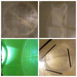 恒瑞特光固化纤维增强防腐卷材 施工电厂烟道光固化防腐片材