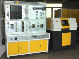 YN02数控车床维修实训台与电气控制