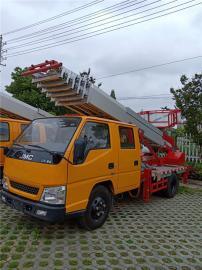 装修公司专用的30米云梯搬家车 方便快捷