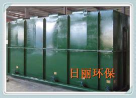 GZP型钢制平流式沉淀池的工作原理