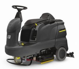 提供德国卡赫B90R驾驶式洗地机 洗地吸干机规格