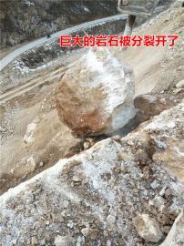基坑开采岩石不能爆破怎么办