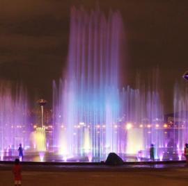 水舞秀喷泉品尚