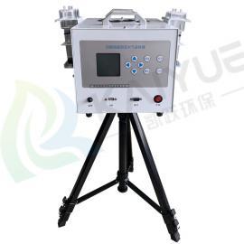 青岛凯跃四路恒温型大气采样器 环境空气采样仪KY-2040