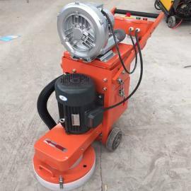 GX380环氧地坪无尘打磨机 地坪抛光机 水泥地研磨机