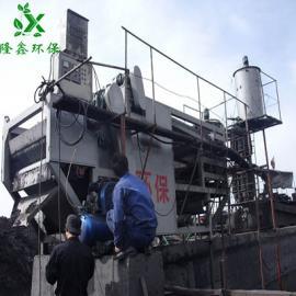煤泥处理设备 煤泥脱水设备 隆鑫环保固液分离设备