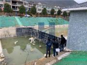 【江河水利】液压升降坝 液压活动坝 景观合页坝JH-YYB6X2