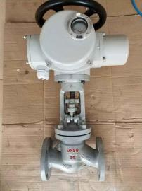 瑞诺蒸汽用高温电动截止阀J941H-16C DN100