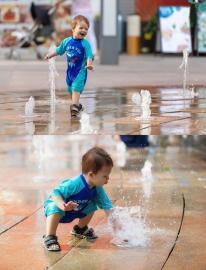 品尚景观喷泉公司--旱式喷泉