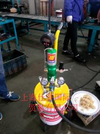 气动黄油机 黄油加注机 气动注油机 脚踏打油泵 手压注油泵