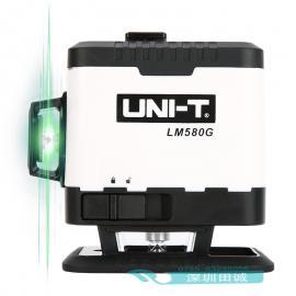 UNI-T优利德 LM580G高精度绿光激光贴地仪 激光水平仪