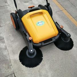 手推扫地机无动力无线道路清扫机