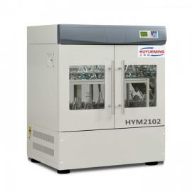 HYM-1102立式双门双层恒温培养振荡器 样品混匀旋转式摇床