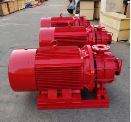 消防泵XBD-HW型系列变流恒压消防切线泵 卧式消防泵