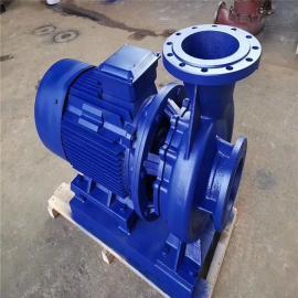 ISG型立式单级卫生泵离心泵空调循环泵冷热水增压泵