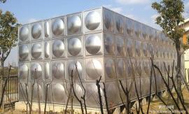 18吨不锈钢水箱消防供水专用设备