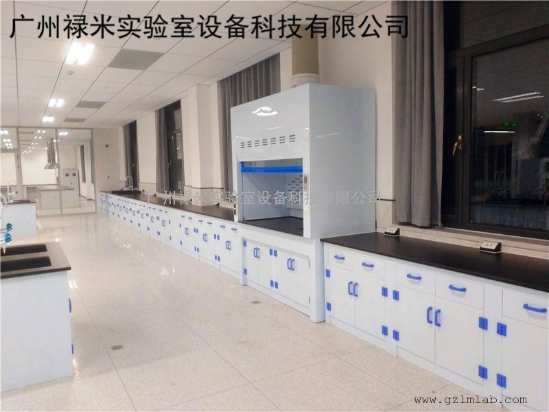 禄米实验室PP实验台 PP材质实验台边台