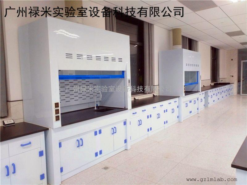 禄米实验室PP结构实验台 PP结构边台