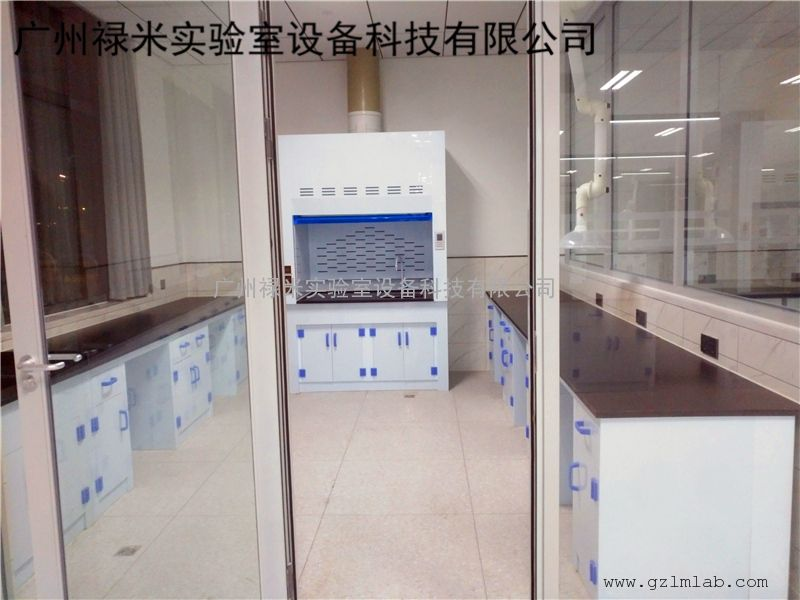 禄米实验室生产PP实验台 PP中央台 PP实验边台