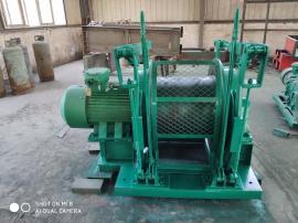 非同主营矿用绞车JD-2.5调度绞车使用方法