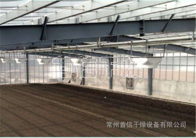 适用于处置砖厂外来印染污泥的成套设备
