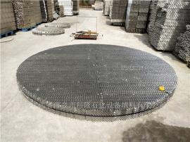 不打孔不压花光板聚结板填料250Y聚结器波纹板填料