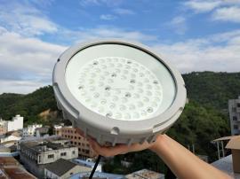 BC9303-L50吊�U式LED防爆照明��、50w�A形LED防爆��