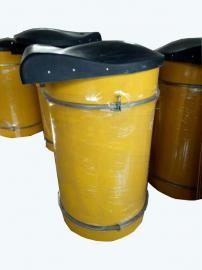 石灰料仓仓顶除尘器改造24个滤筒除尘器应用成功案例