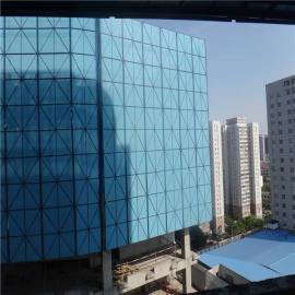 高层建筑爬架防护网片制作 施工爬架网配件