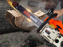 奥玛克5800油锯伐木锯 18英寸手提式 多功能大功率汽油锯