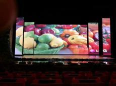 舞台LED屏幕P3和P4的别区有以下几点