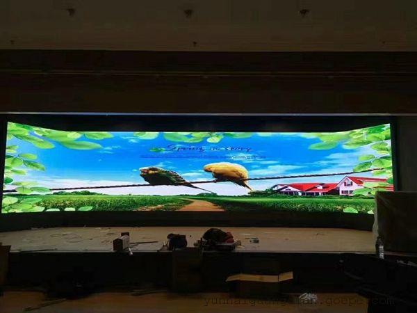室内p5大型led大显示彩屏商用安装一体式工厂实时新报价