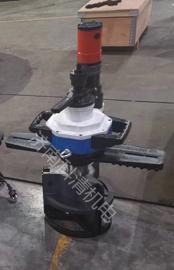 管材倒角器ISE圆管打弧口80-850mm大型管径管道坡口切割机
