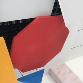 豪瑞岩棉玻纤天花板吸音性能极佳