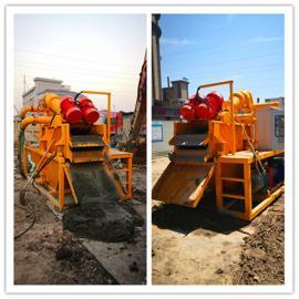 大型泥浆处理器 洗沙污泥脱水机