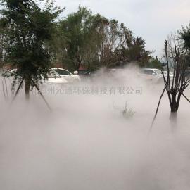 公园景观造雾系统 人造雾设备产品