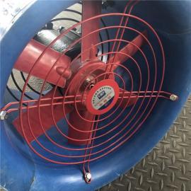 防腐轴流风机FT35-11型No4A L=1680m3/h出口带自垂百叶380V 50Hz