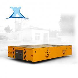 BWP50吨无轨电动平板车 电子车间搬运设备 可旋转360度操作灵活
