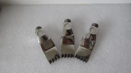扁平式吹风喷嘴 型号CF-SS 4孔喷嘴 材质:不锈钢